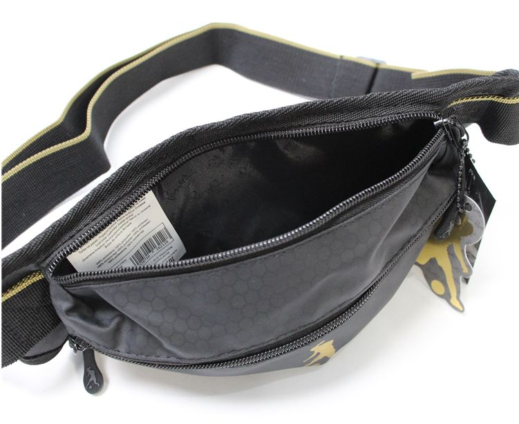 Seri Jakala x Ronaldinho 10 Black Bag-4