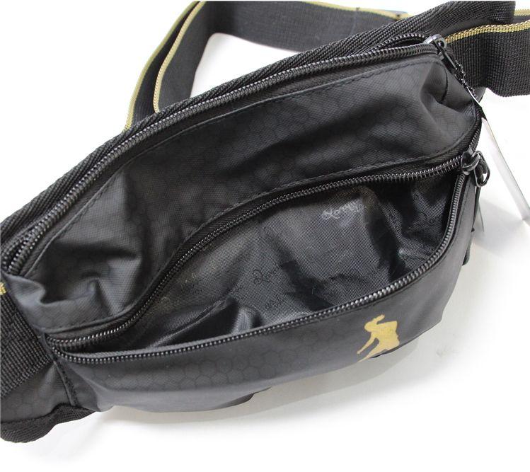 Seri Jakala x Ronaldinho 10 Black Bag-5