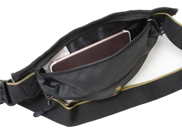 Seri Jakala x Ronaldinho 10 Black Bag-6