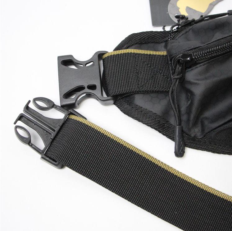 Seri Jakala x Ronaldinho 10 Black Bag-8