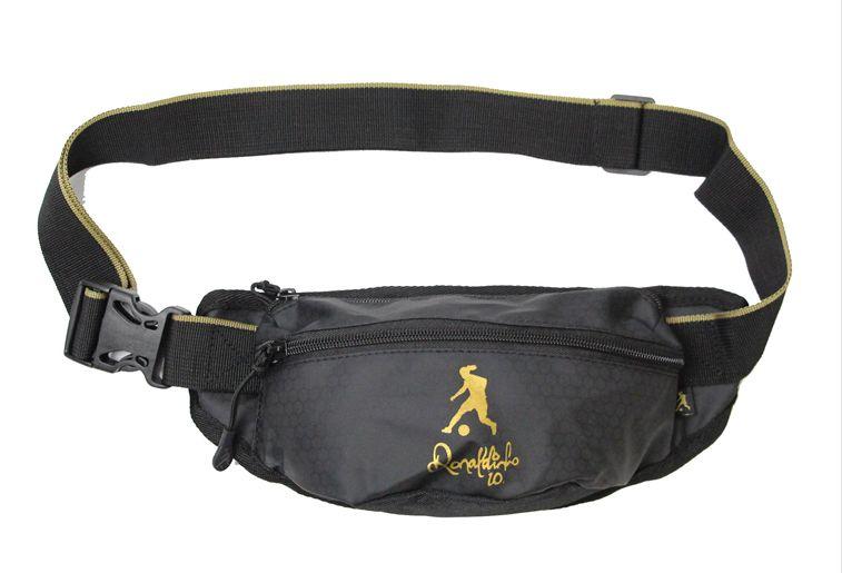 Seri Jakala x Ronaldinho 10 Black Bag