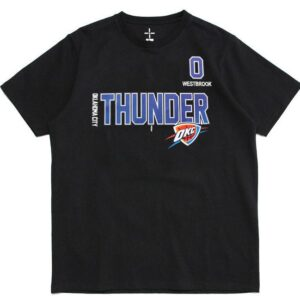 Thunder 0 Westbrook B2OTHER Black Tee