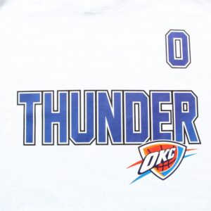 Thunder 0 Westbrook B2OTHER White Tee