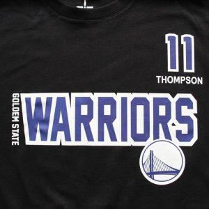 Warriors 11 Thompson B2OTHER Black Tee