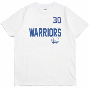 Warriors 30 Curry B2OTHER White Tee