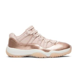 Wmns Jordan 11 Retro Low Rose Gold