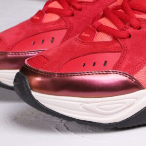 Wmns M2K Tekno Red Suede