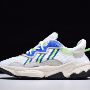 adidas Ozweego Cloud White Solar Yellow