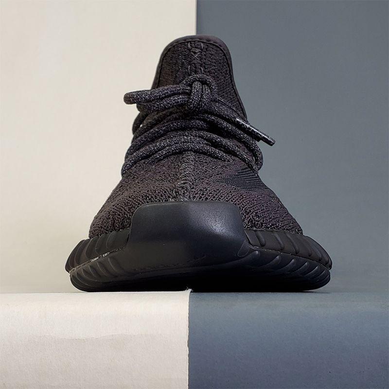 adidas Yeezy Boost 350 V2 Static Black Reflective-1