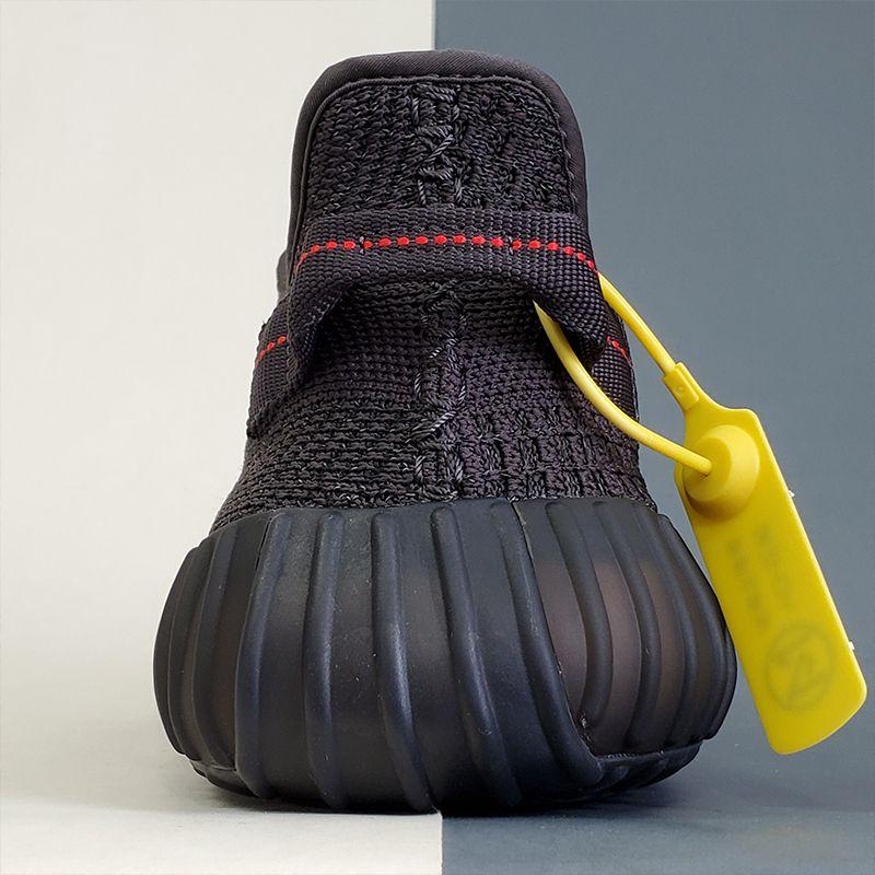 adidas Yeezy Boost 350 V2 Static Black Reflective-10
