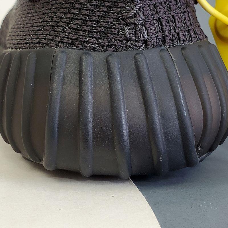 adidas Yeezy Boost 350 V2 Static Black Reflective-13