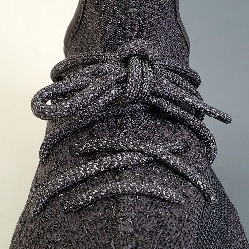 adidas Yeezy Boost 350 V2 Static Black Reflective-3