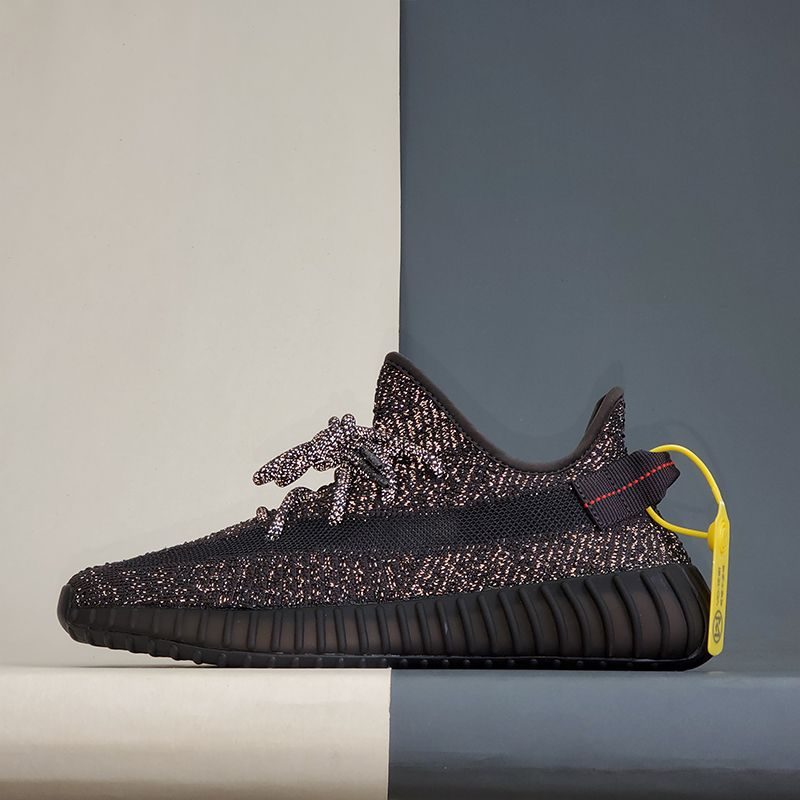 adidas Yeezy Boost 350 V2 Static Black Reflective-30