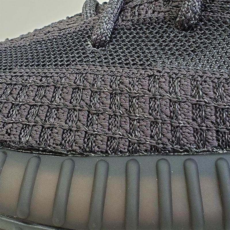 adidas Yeezy Boost 350 V2 Static Black Reflective-32