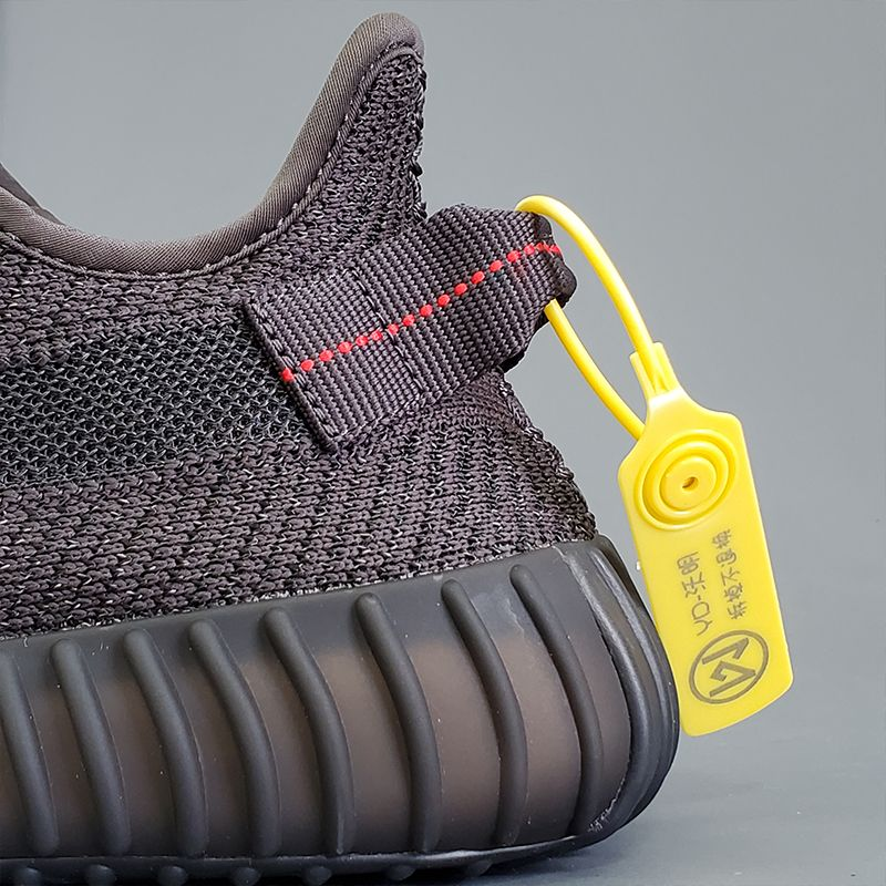 adidas Yeezy Boost 350 V2 Static Black Reflective-36