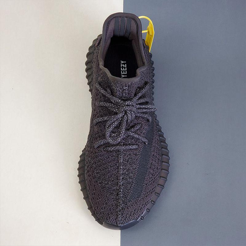 adidas Yeezy Boost 350 V2 Static Black Reflective-37