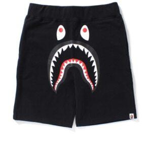 Заказать поиск шорт BAPE Shark Sweat Shorts Black