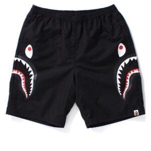 Заказать поиск шорт BAPE Side Shark Beach Shorts Black
