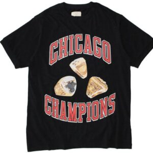 IH NOM UH NIT x Chicago Bulls Tee Black
