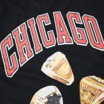 IH NOM UH NIT x Chicago Bulls Tee Black-4