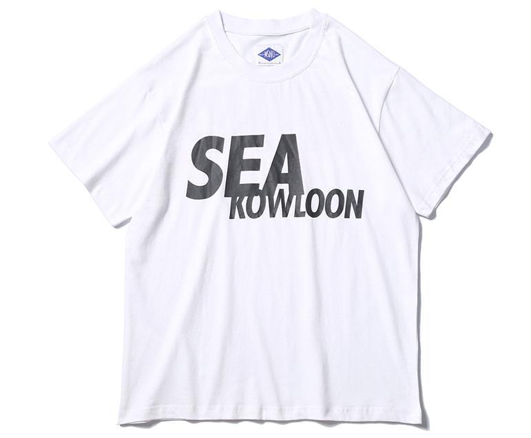 MADNESS SEA Kowloon Tee White