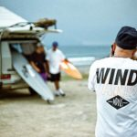 MADNESS x Wind and Sea Print Tee White-5