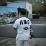 MADNESS x Wind and Sea Print Tee White-6