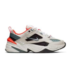 Nike M2K Tekno Light Bone Turf Orange