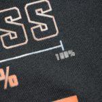 Phila Sixers Trust The Process Black Tee-2