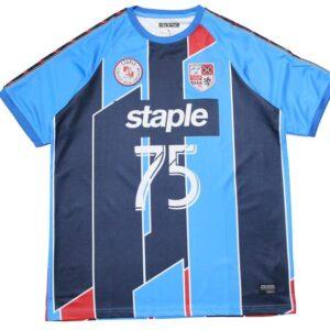 Staple Soccer Jersey 75 Blue