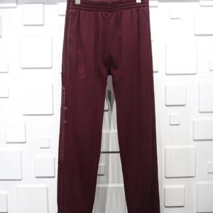 Yeezy Season 5 Calabasas Sweat Pant Oxblood 1