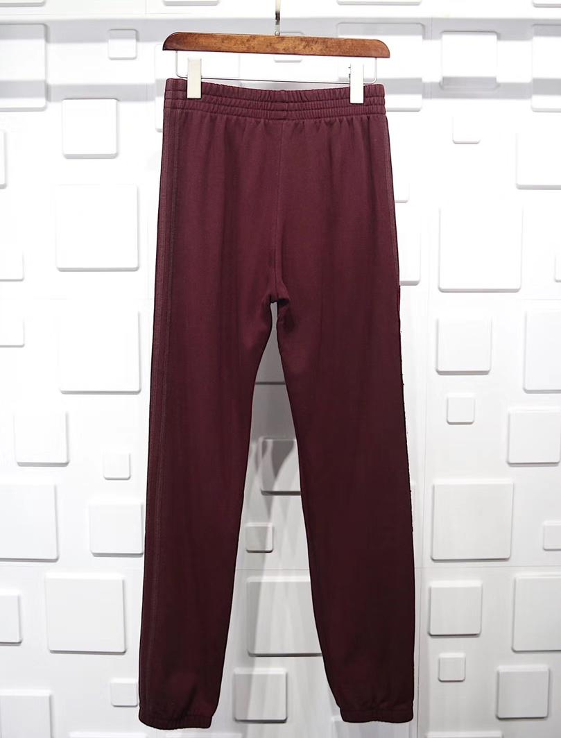 Yeezy Season 5 Calabasas Sweat Pant Oxblood 3