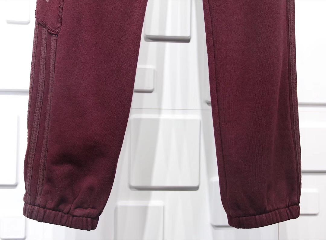 Yeezy Season 5 Calabasas Sweat Pant Oxblood 6