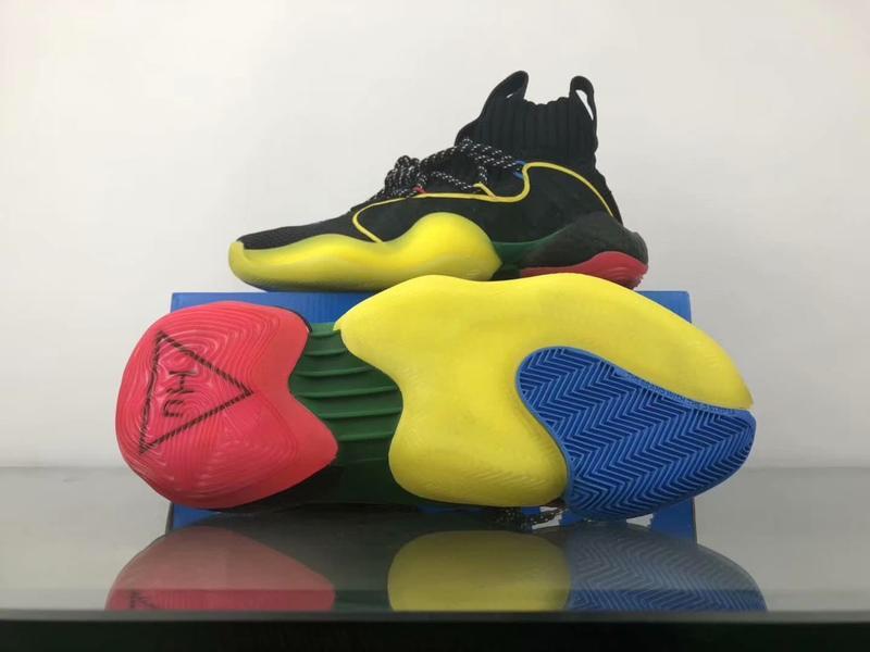 adidas Crazy BYW x Pharrell Gratitude and Empathy 7