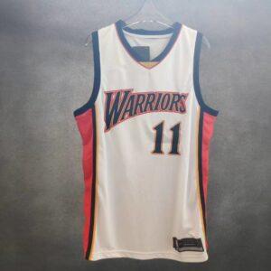 2009-10 Klay Thompson Warriors #11 White