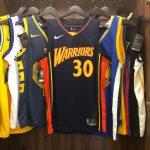 2009-10 Stephen Curry Warriors #30 Navy-2