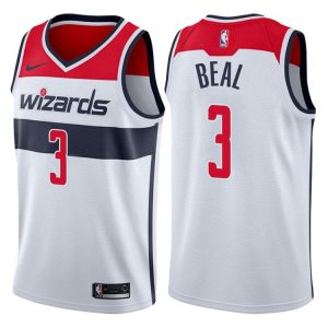 2017-18 Bradley Beal Washington Wizards #3 Association White