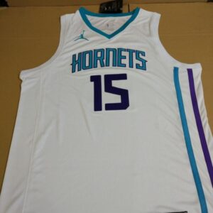 2017-18 Kemba Walker Hornets #15 Association White