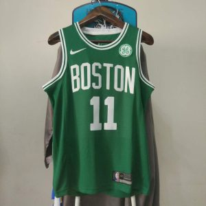 2017-18 Kyrie Irving Boston Celtics #11 Icon Green