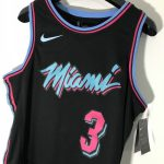 2018-19 Dwyane Wade Miami Heat #3 City Edition Black-2