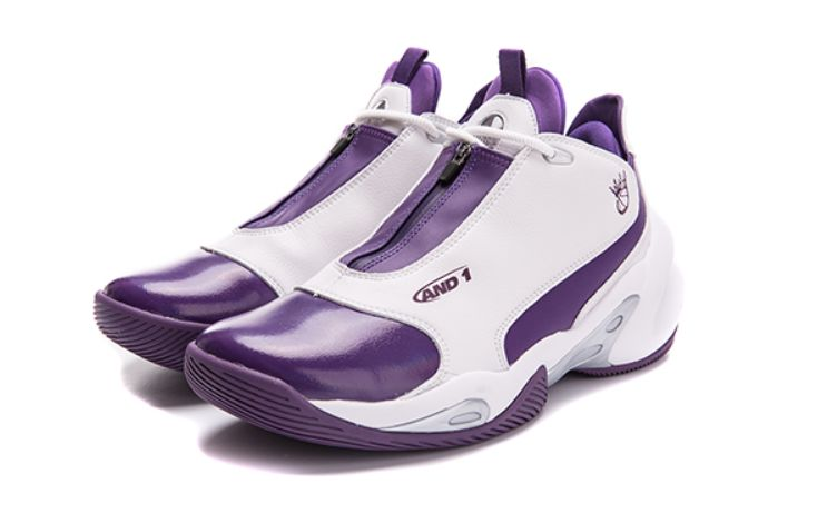 AND1 THE K GENE MID Purple