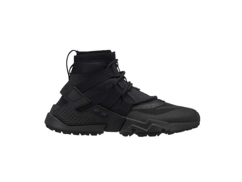Air Huarache Gripp Triple Black