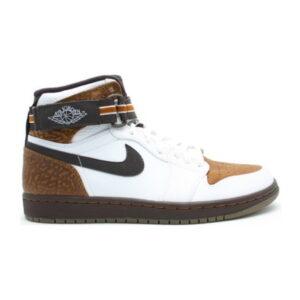 Air Jordan 1 High Strap White Madeira