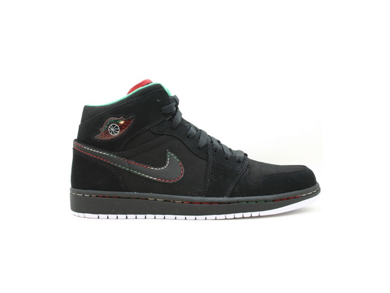 Air Jordan 1 Retro Cinco De Mayo Black