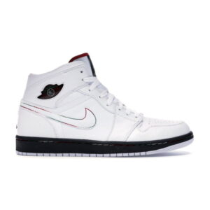 Air Jordan 1 Retro Cinco De Mayo White