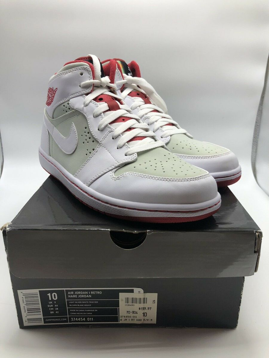 Air Jordan 1 Retro Hare 2009-3