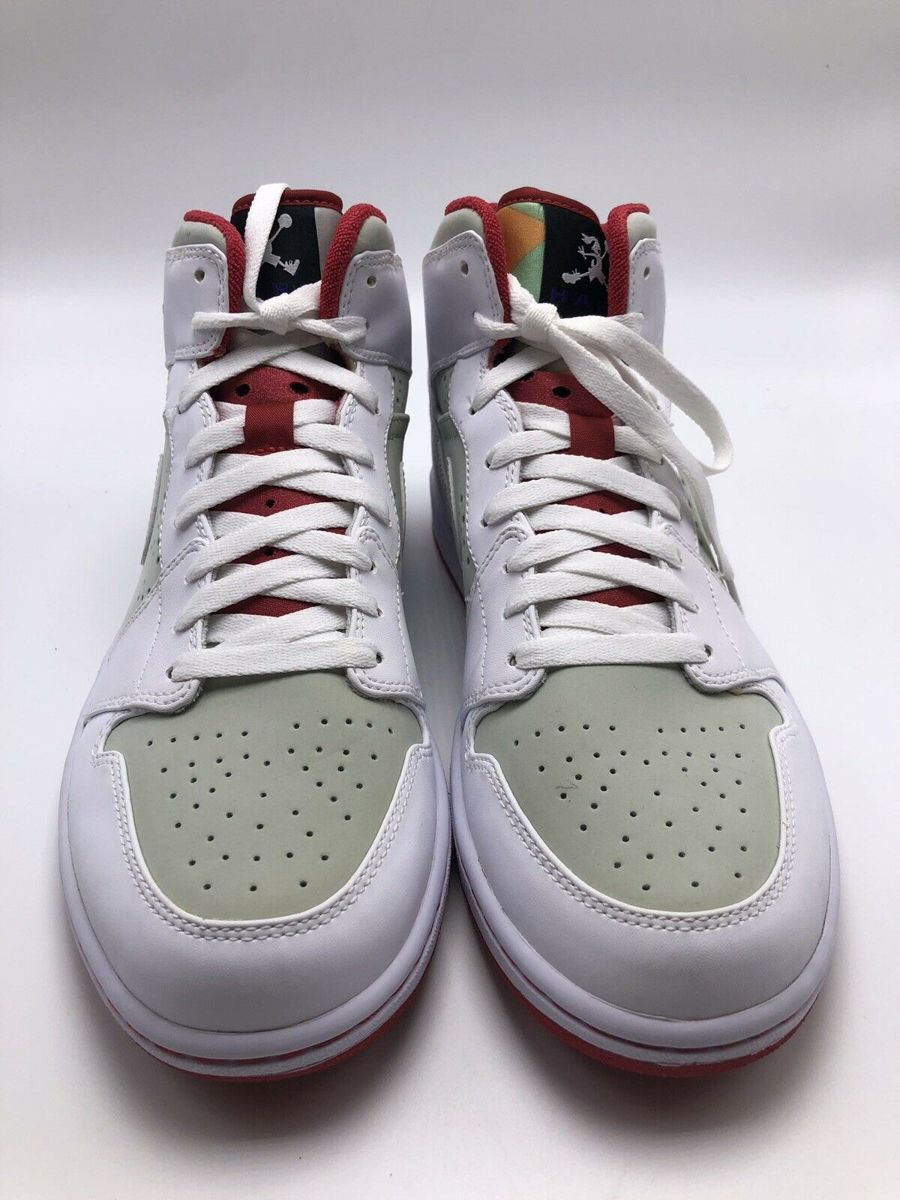Air Jordan 1 Retro Hare 2009-4