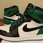 Air Jordan 1 Retro High Boston Celtics-1