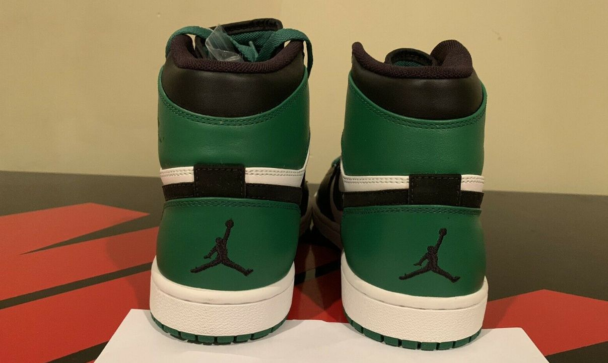 Air Jordan 1 Retro High Boston Celtics