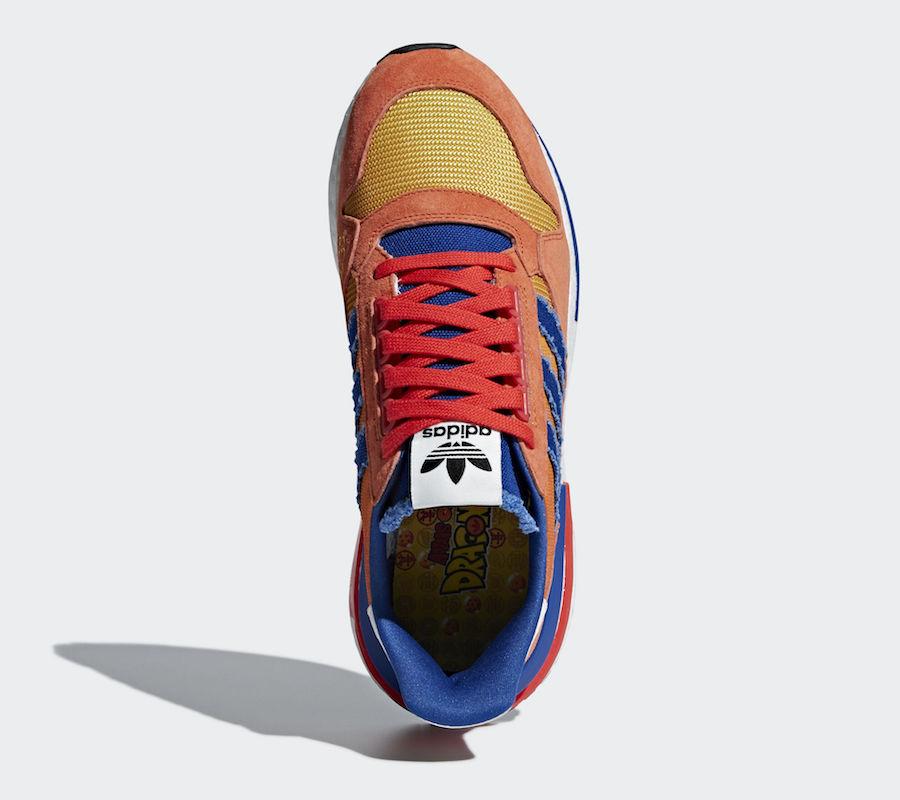Эпичная коллекция adidas x DragonBall Z